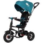 Tricicleta pliabila cu roti gonflabile Sun Baby 014 Qplay Rito Turquoise