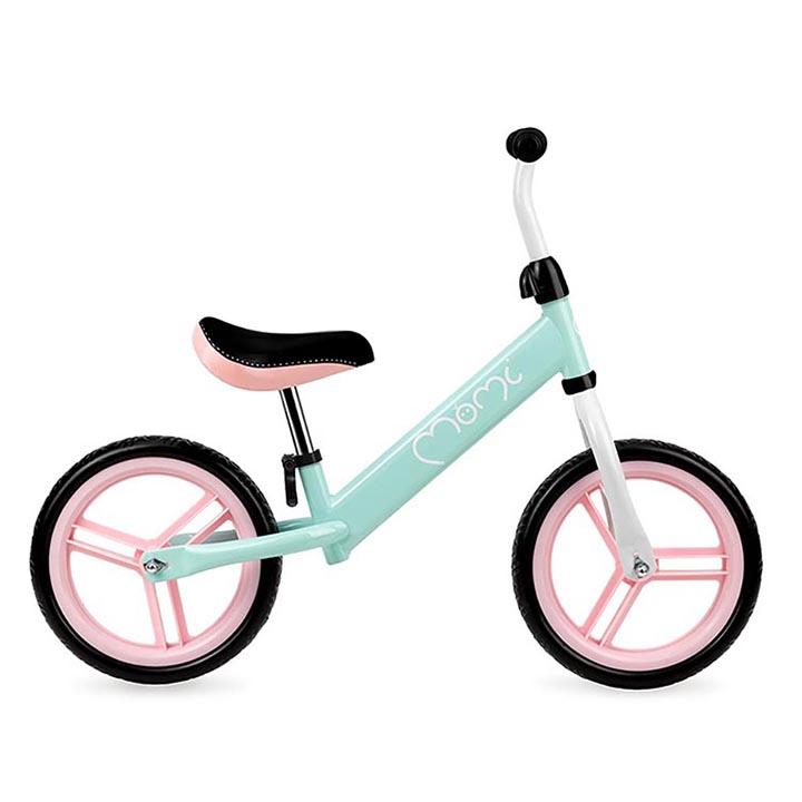 Bicicleta fara pedale Nash Momi Mint