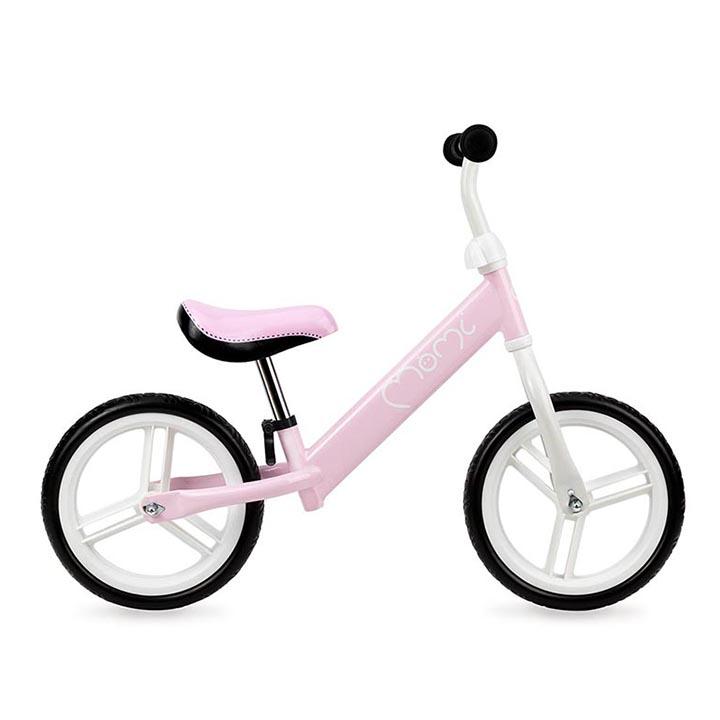 Bicicleta fara pedale Nash Momi Pink