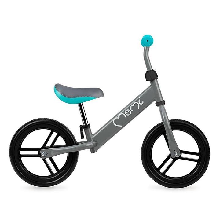 Bicicleta fara pedale Nash Momi Turcoaz