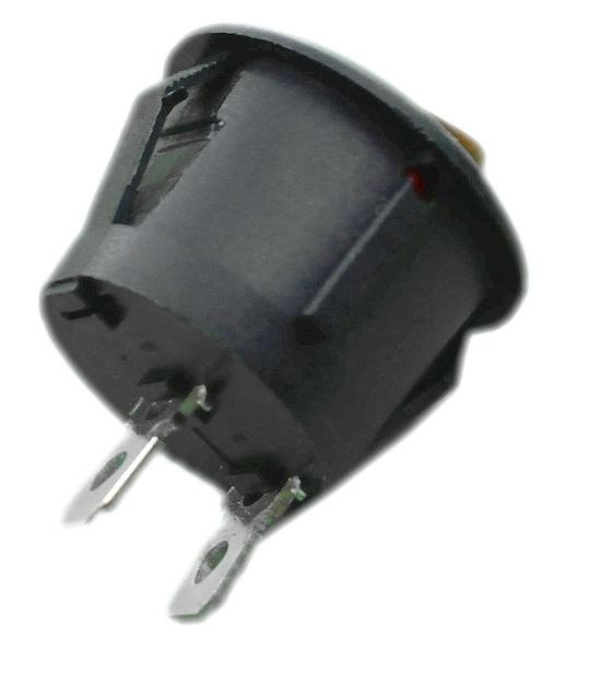 Buton pornire masinuta electrica cu 2 pini