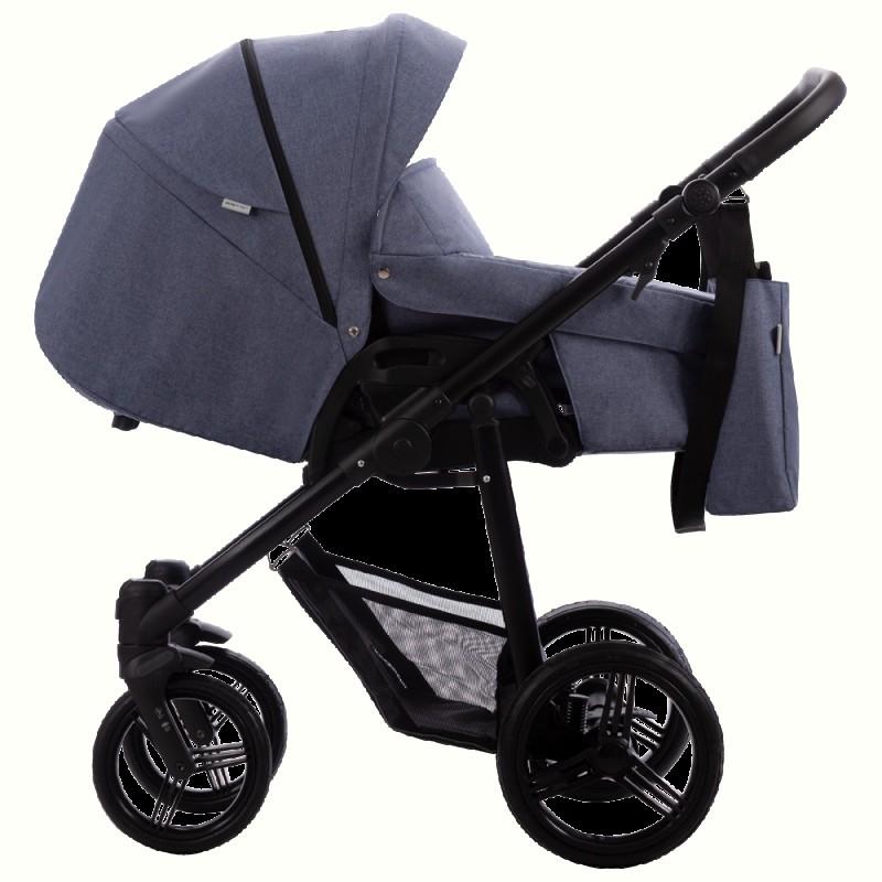 Carucior multifunctional Bebetto Nico Plus si scaun auto