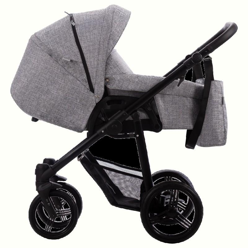 Carucior multifunctional Bebetto Nico Plus si scaun auto - 1