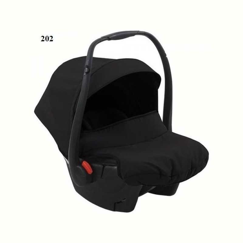 Carucior multifunctional Bebetto Nico Plus si scaun auto - 4