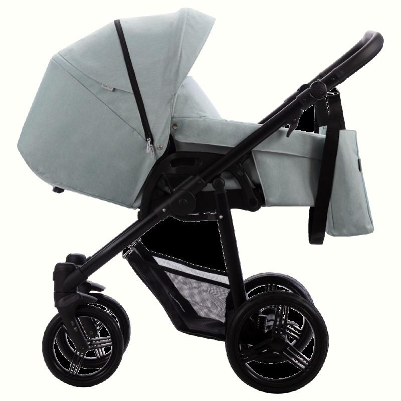 Carucior multifunctional Bebetto Nico Plus si scaun auto - 8