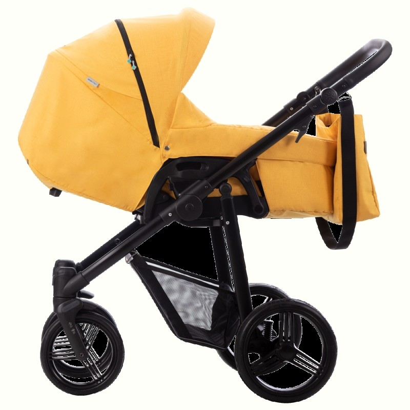 Carucior multifunctional Bebetto Nico Plus si scaun auto - 9