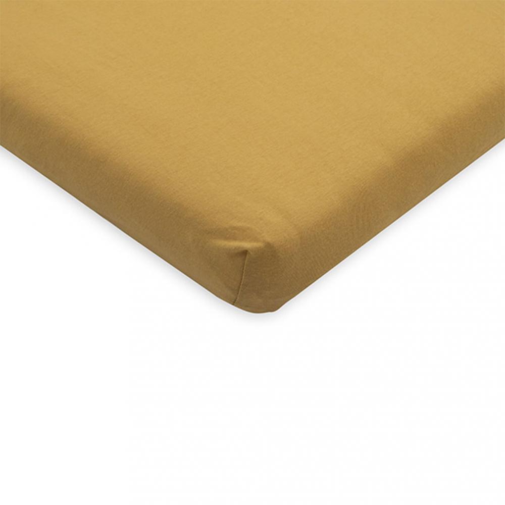 Cearsaf cu elastic Jollein jrs 40x8090 cm galben