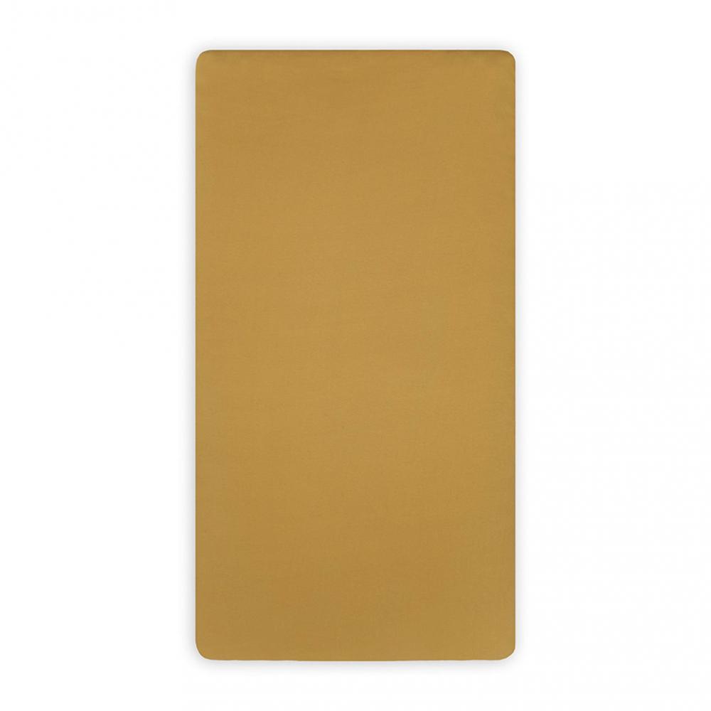 Cearsaf cu elastic Jollein jrs 40x8090 cm galben - 1