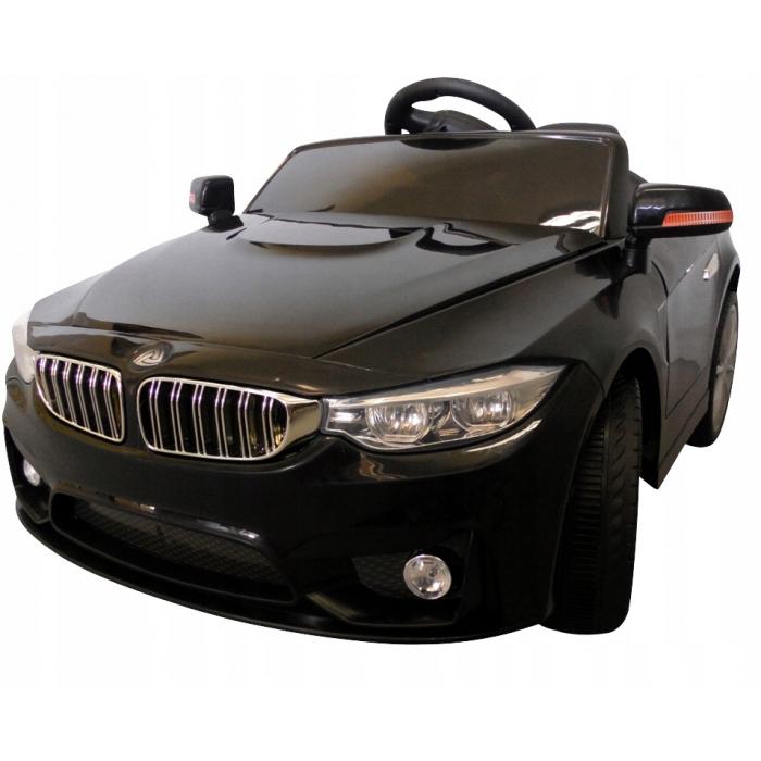 Masinuta electrica cu telecomanda Cabrio B8 BRD-9998 R-Sport negru