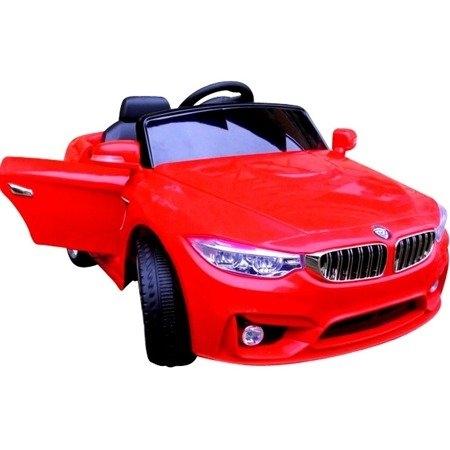 Masinuta electrica cu telecomanda Cabrio B8 BRD-9998 R-Sport rosu
