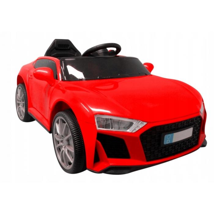 Masinuta electrica cu telecomanda si functie de balansare Cabrio AA5 R-Sport rosu - 4