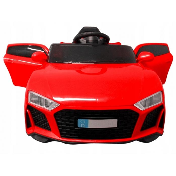 Masinuta electrica cu telecomanda si functie de balansare Cabrio AA5 R-Sport rosu - 1