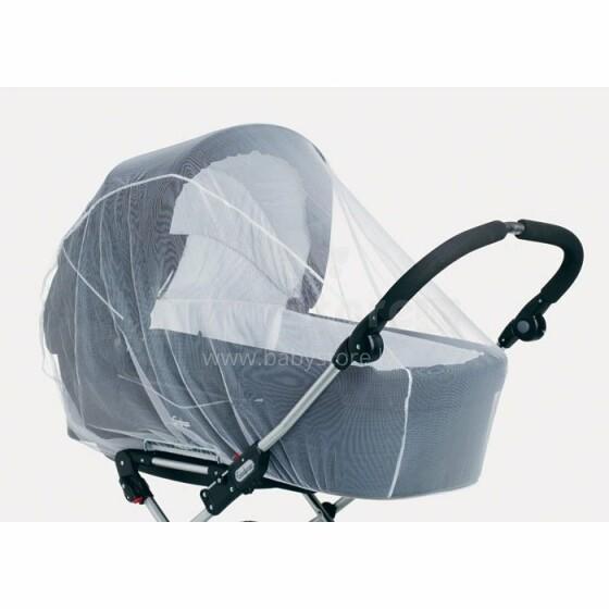Protectie insecte pentru carucior alba BabyDan