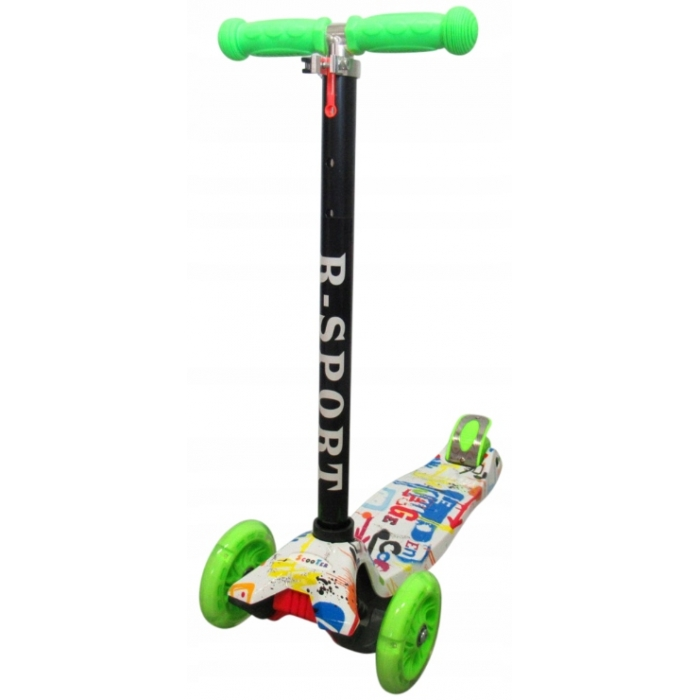 Trotineta R-Sport H2 verde