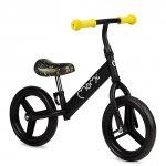Bicicleta fara pedale Nash Momi Lemon