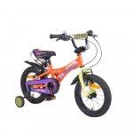 Bicicleta pentru copii Rapid Orange 14 inch