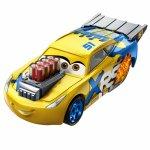Masinuta metalica Cars XRS de curse personajul Cruz Ramirez