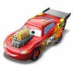 Masinuta metalica Cars XRS de curse personajul Fulger Mcqueen