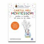 Caietul meu Montessori pentru a invata sa scriu si sa citesc