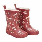 Cizme de ploaie din cauciuc natural CeLaVi Cherry Blossom 21