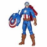 Figurina Avengers Titan hero blast gear Captain America 30 cm