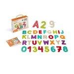 Joc educativ de insiretat Eco litere si numere
