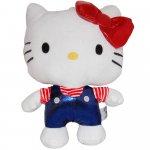 Jucarie din plus Hello Kitty Editie aniversara 28 cm