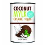 Lapte de cocos cu continut redus de grasime bio 400 ml Smart Organic