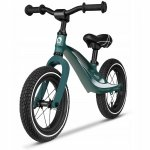 Bicicleta cu roti gonflabile fara pedale Bart Green Forest