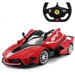Masinuta cu telecomanda Ferrari FXX k Evo scara 1:14