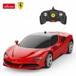 Masinuta cu telecomanda Ferrari SF 90 Stradale scara 1:18