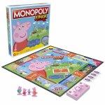 Joc Monopoly junior Peppa Pig