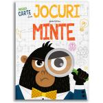 Marea carte cu jocuri pentru minte