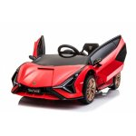 Masinuta electrica Lamborghini Sian 12V rosu