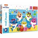 Puzzle Trefl 24 Maxi Happy Baby Shark