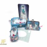 Pachet Cutie pentru bijuterii cu accesorii Mirabelle Marina
