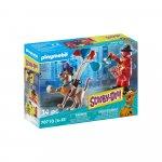 Scooby-Doo! Aventuri cu fantoma clovn