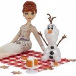 Set Frozen toamna cu Anna si Olaf