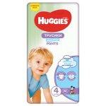 Scutece-chilotel Huggies Mega pack 4 Boy 9-14 kg 52 buc