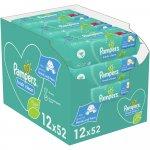 Servetele umede Pampers Fresh Clean 12 pachete 624 buc
