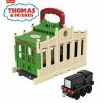 Thomas gara Tidmouth conect and go Diesel