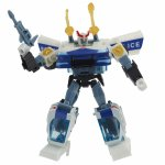 Robot vehicul Transformers Cyberverse deluxe Prowl