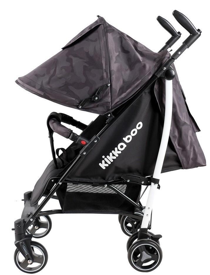Carucior sport KikkaBoo Kingsy Black 2020
