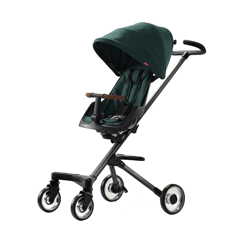 Carucior sport ultracompact Qplay Easy verde