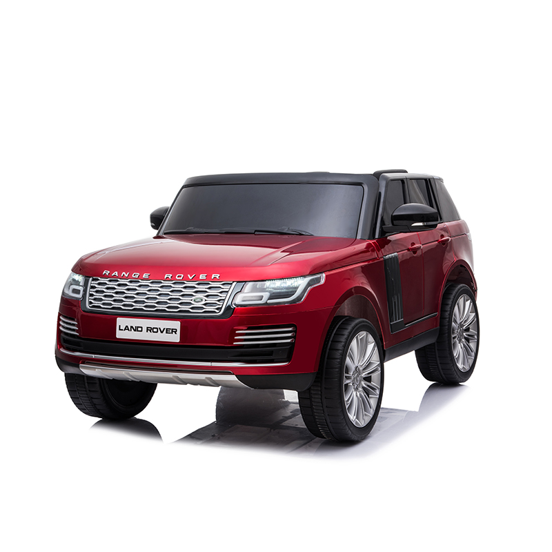 Masinuta electrica Range Rover Vogue 12V Limited Edition Painted Red Wine