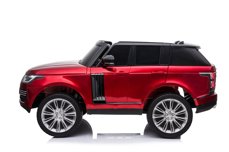 Masinuta electrica Range Rover Vogue 12V Limited Edition Painted Red Wine - 1