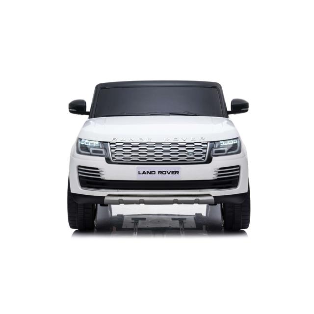 Masinuta electrica cu telecomanda Range Rover Vogue 12V 10Ah White - 1