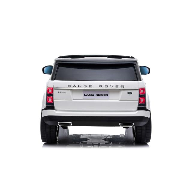 Masinuta electrica cu telecomanda Range Rover Vogue 12V 10Ah White - 2