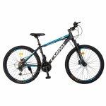 Bicicleta MTB-HT Acura Shimano Tourney 27.5 inch Carpat CSC27/99H negru/albastru/alb