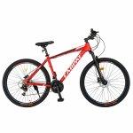 Bicicleta MTB-HT Acura Shimano Tourney 27.5 inch Carpat CSC27/99H rosu/negru/alb